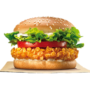 CHICKEN CRISPY BURGER