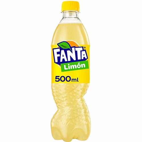 BOTELLA FANTA LIMÓN 0,5L