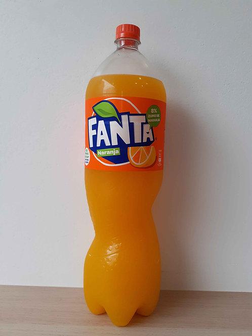 FANTA NARANJA (Botella 2 litros)