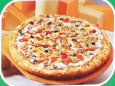 PIZZA MIXTA PEQUEÑA