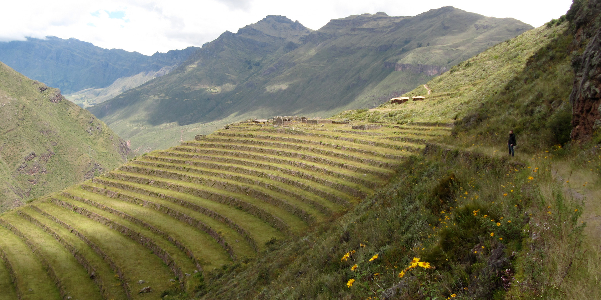 Pisaq Ruins - Peru
