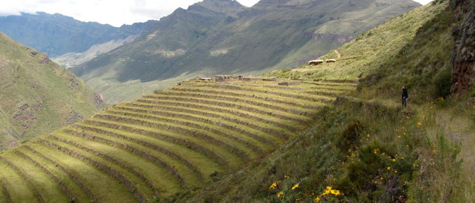 Sacred Valley Pisaq Ruins - Peru