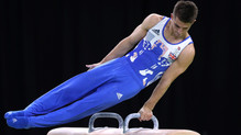 Wrist pain in gymnastics