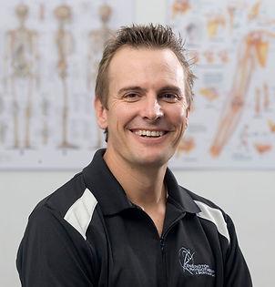 Mark Stewart physiotherapist. Warringah physiotherapy