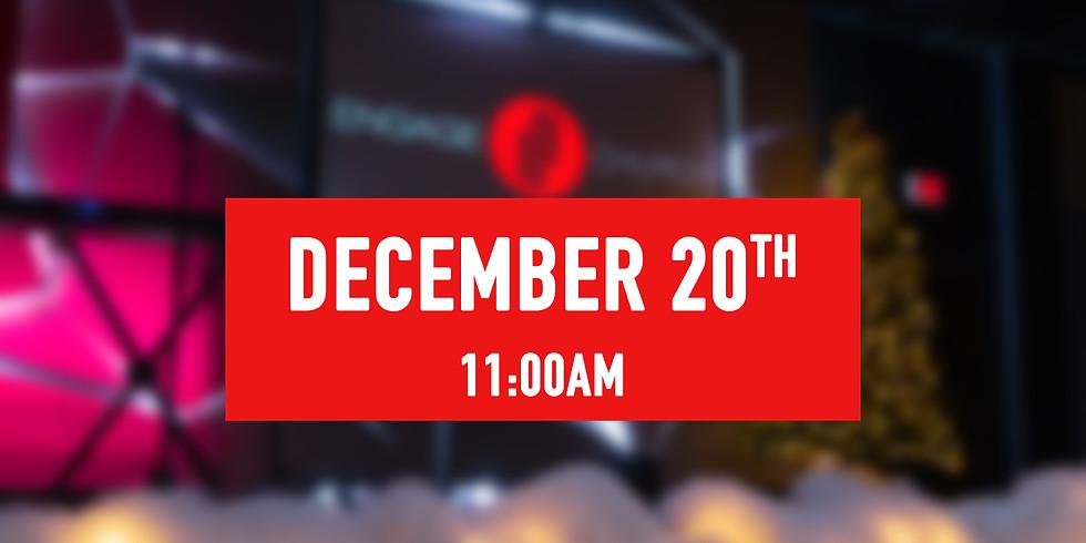 December 20th - 11AM Service