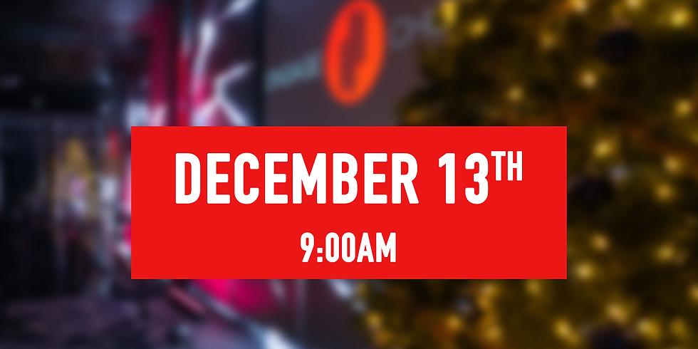 December 13th - 9AM Service
