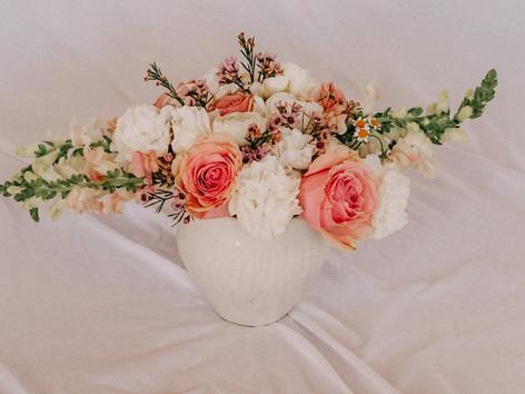 Easy Floral Design Tutorial