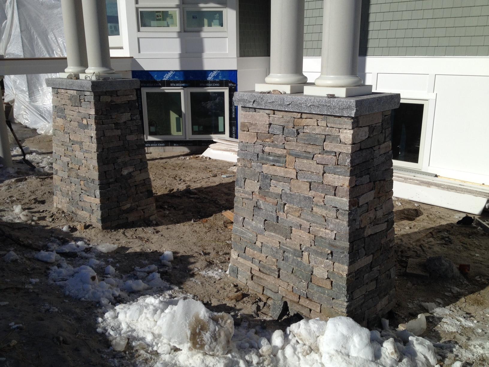 stone+columns