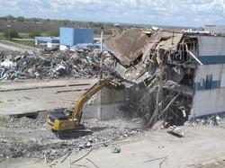 Wrecking Demolition