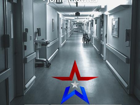 Reform Your Own DAMN Healthcare