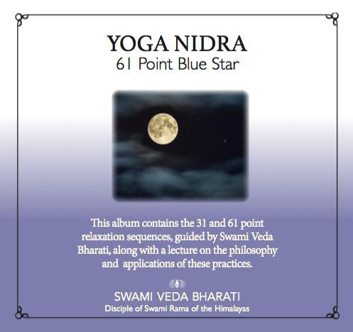 Yoga Nidra, 61 Point Blue Star