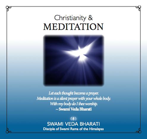 Christianity & Meditation