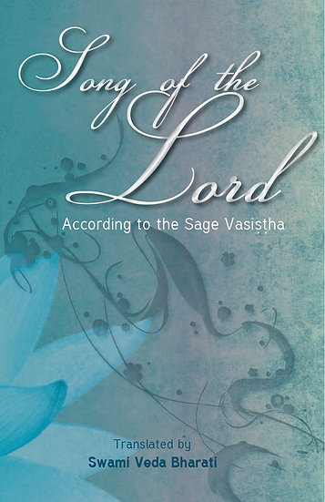 Song of the Lord - According to Sage Vasistha