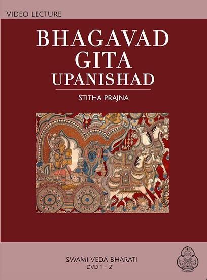 Bhagavad Gita Upanishad, Stitha Prajna