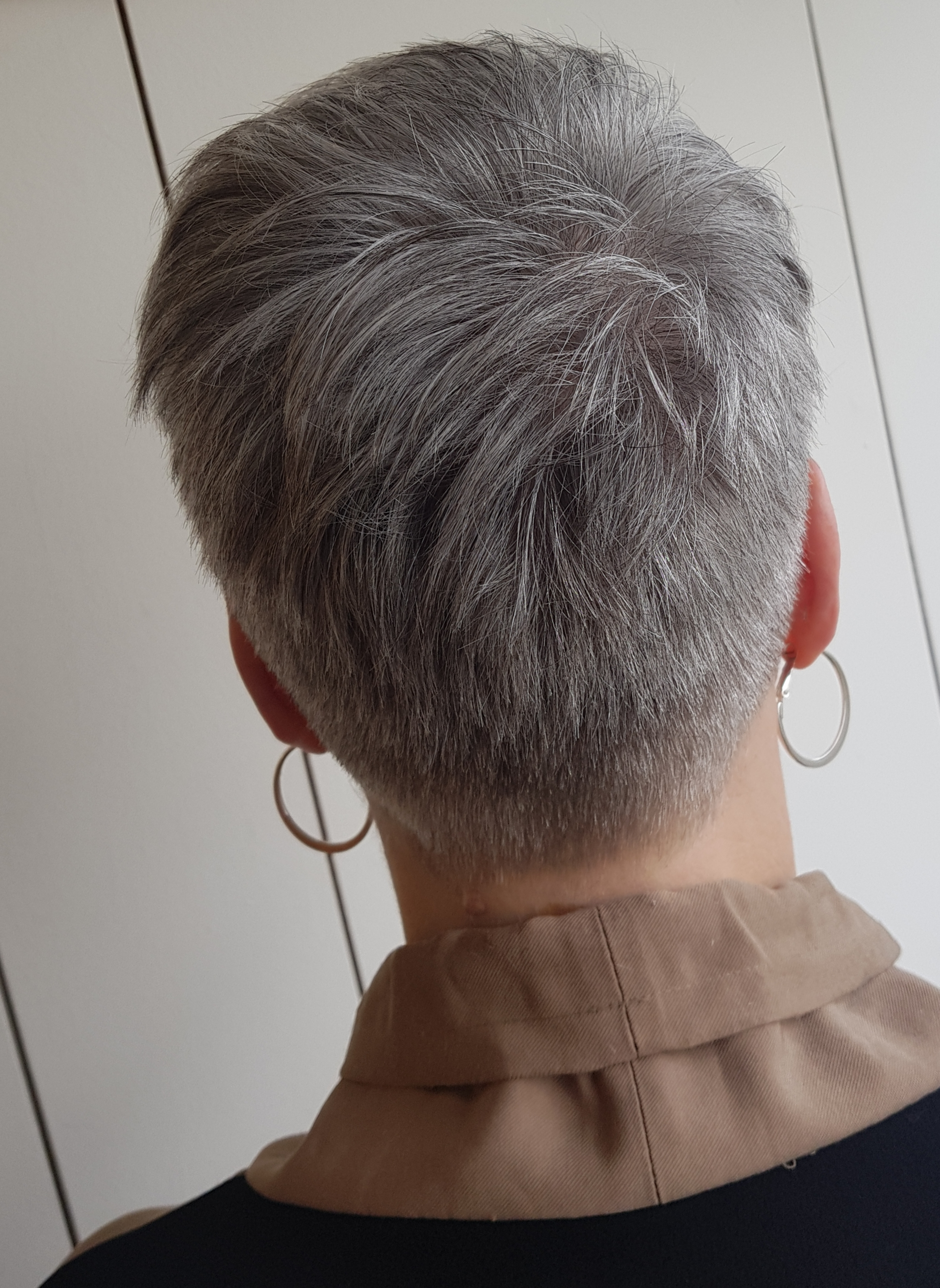 Short Womens Haircut