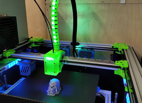 printed cable harness tube - UPDATE: Canceled