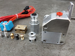 New 3D printering Parts for Testing