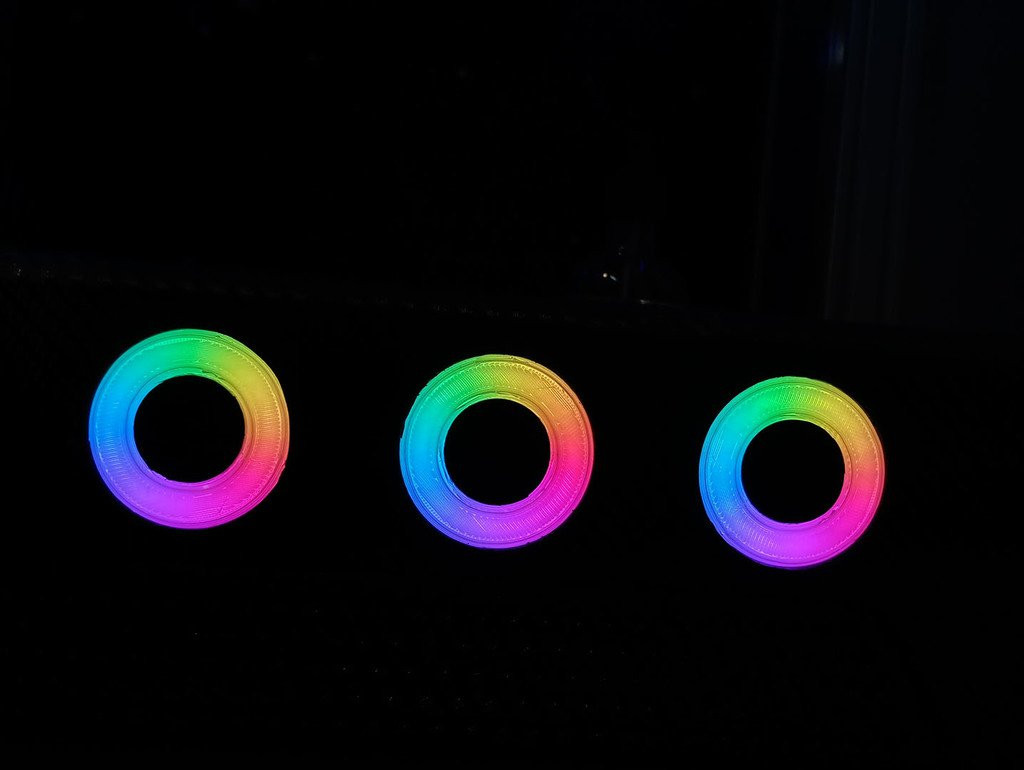 blv mgn cube by ben levi - display leds.