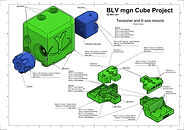 BLV mgn Cube front tensioner