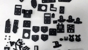 BLV mgn Cube - Prototype Metal Parts