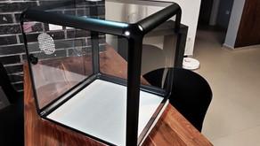 BLV 3D Printer enclosure - progress!