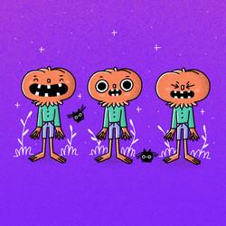 Character concept - halloween