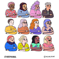 Character concept - women