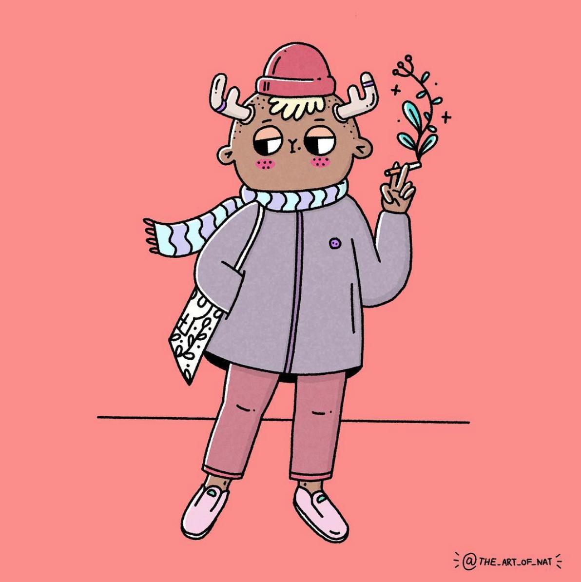 Character concept - dear boy