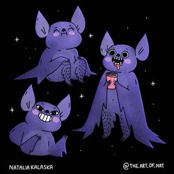Character concept - bat
