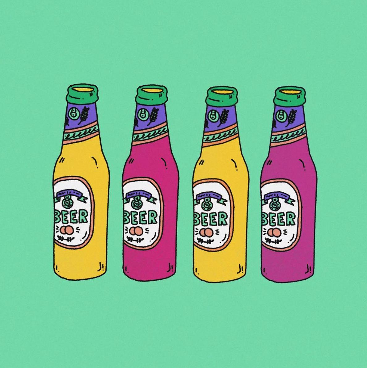 Prop - Bottles