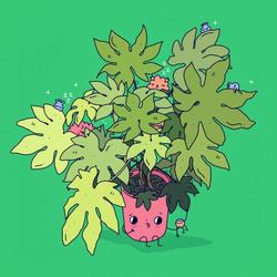 Prop - Plant