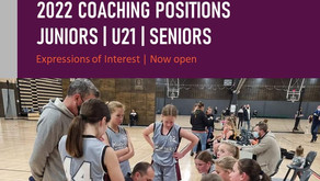 Mavs 2022 Coaching positions | Seeking expressions of interest