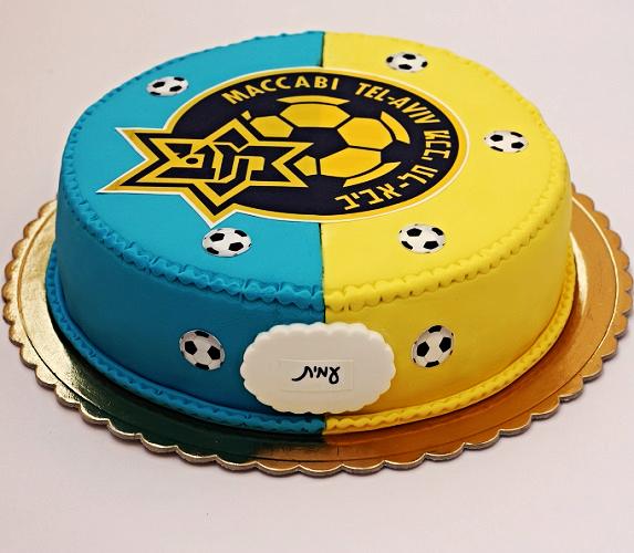 עוגת מכבי תל אביב