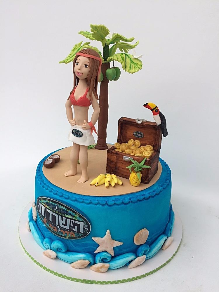 עוגת הישרדות