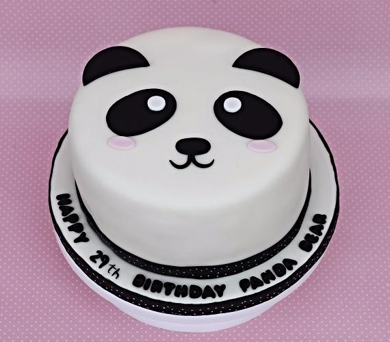 עוגת דוב פנדה