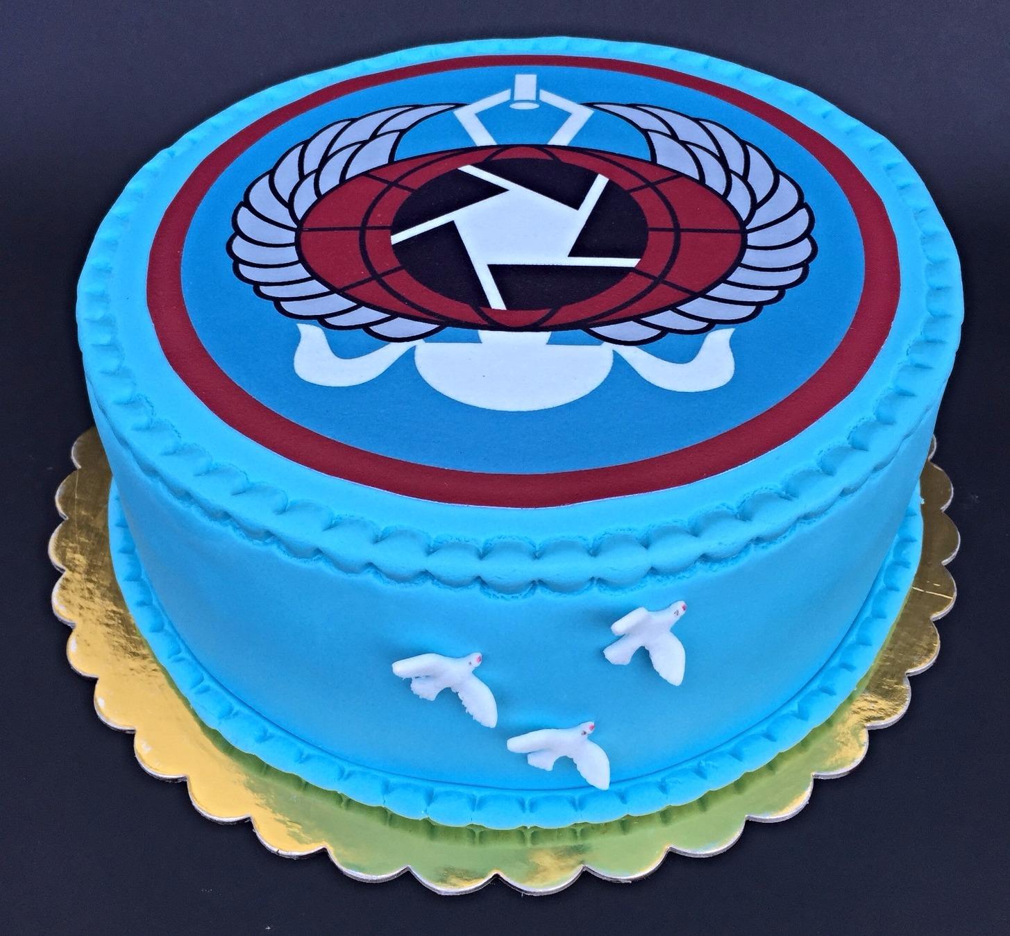 עוגת יחידה