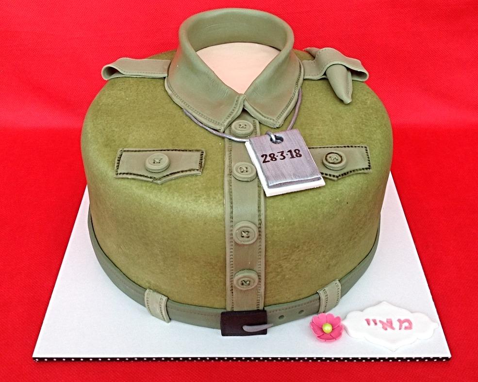 עוגת חיילת