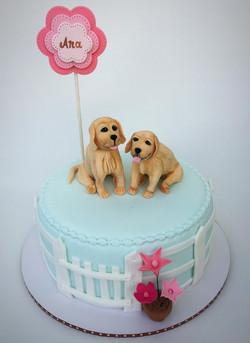 עוגת כלבלבים