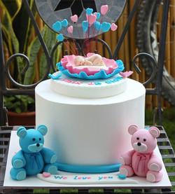 עוגת תינוק