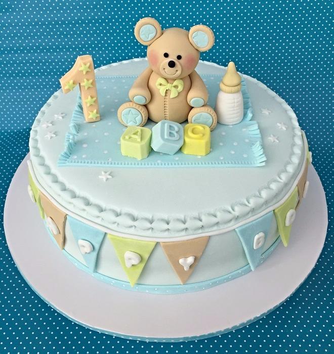 עוגת דובי לבנים