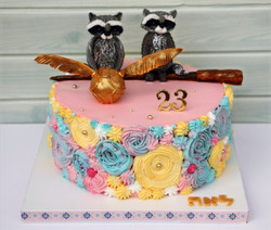 עוגת ינשופים
