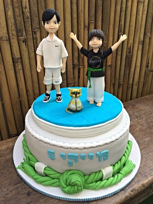 עוגת ספורט