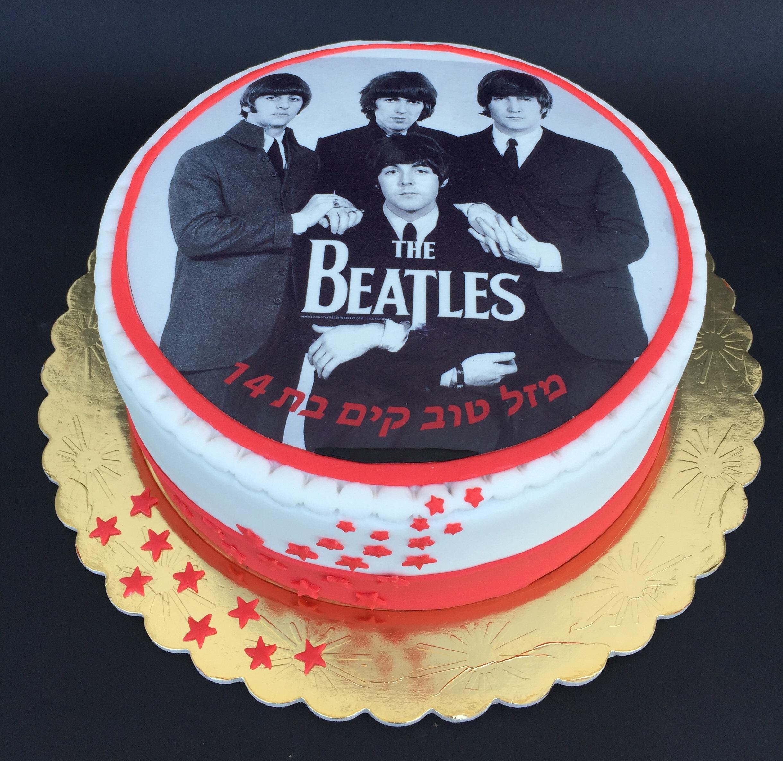 עוגת ביטלס