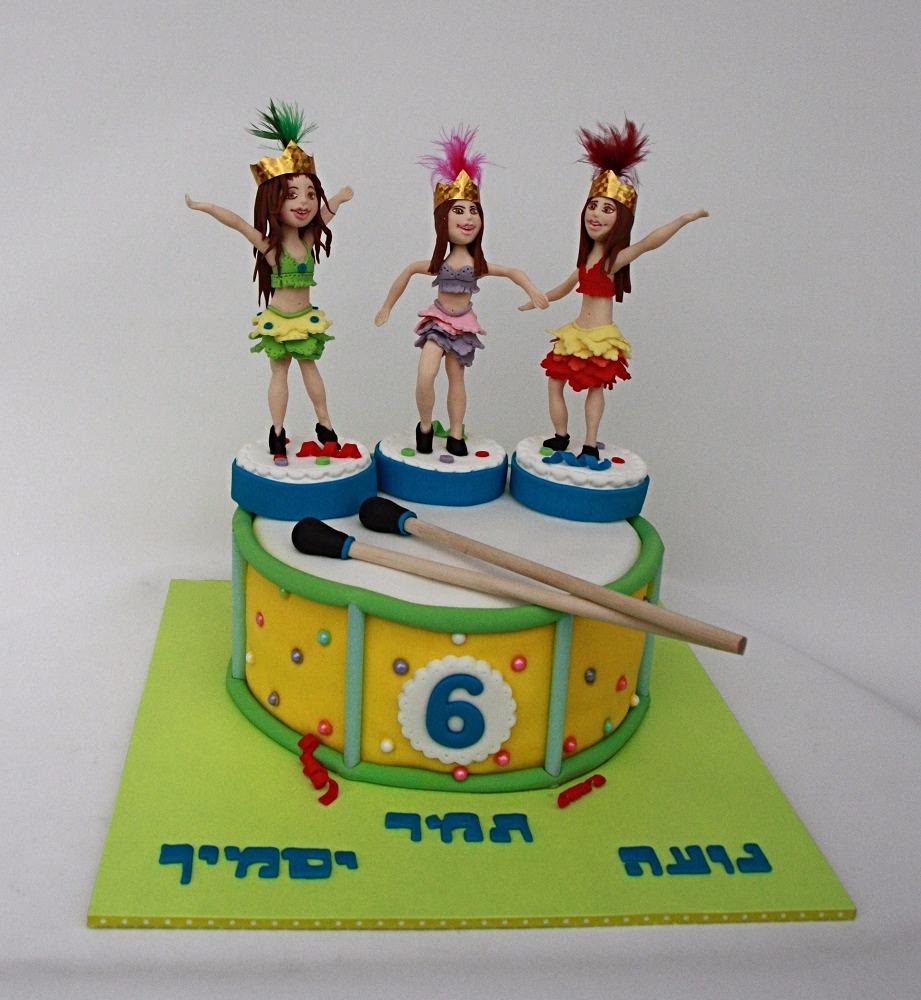 עוגת קרנבל