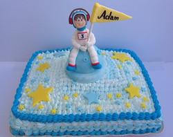 עוגת אסטרונאוט
