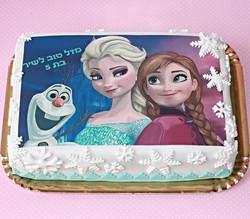 עוגת אנה אלזה