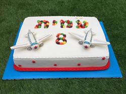 עוגת מטוסים