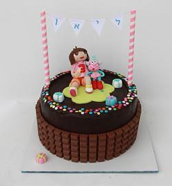 עוגת דורה