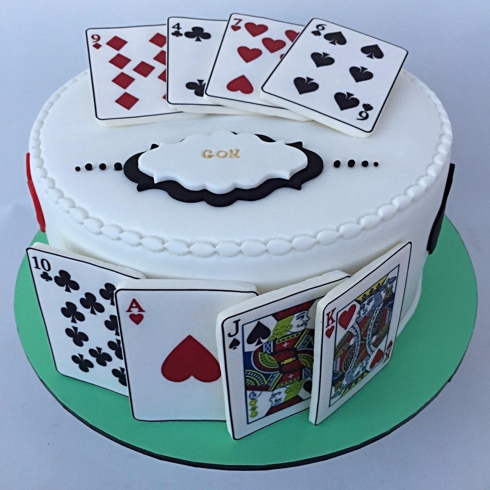 עוגת קלפים