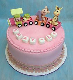 עוגת רכבת ההפתעות
